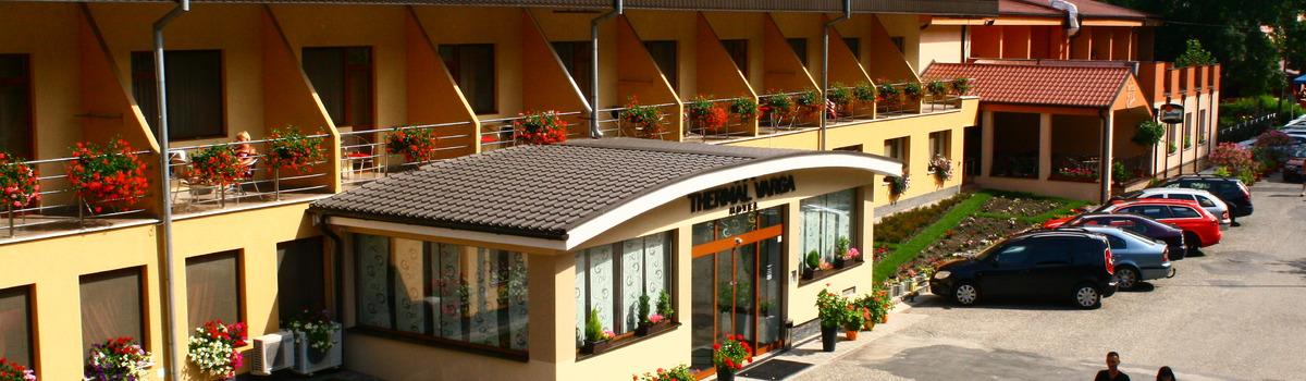 963e4cff10 Hotel Thermal Varga     Veľký Meder ubytovanie